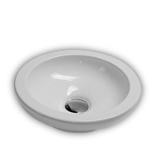 Раковина Hatria Sculture2 Y0MU 01 52 см для установки на столешницу круглая