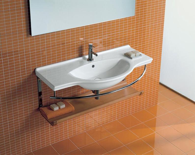 Навесная раковина для ванной цена