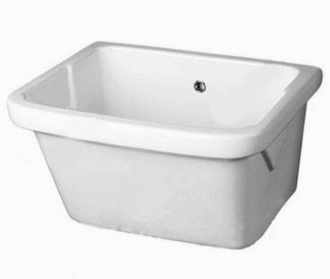 Раковина Hatria Sink 38 YN0201 42x38 см хозяйственная-постирочная