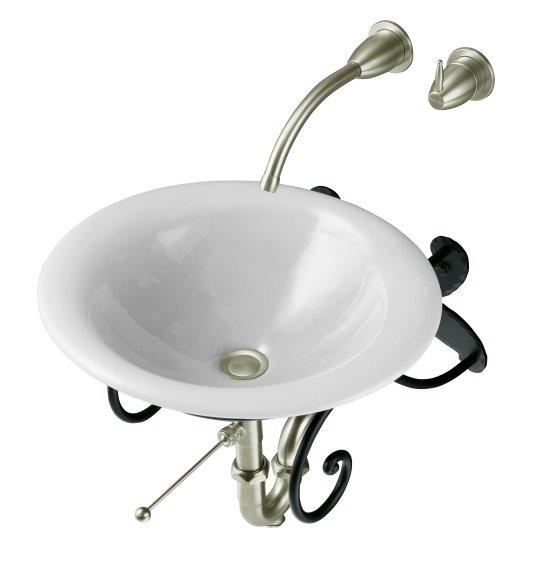 Консоль для раковин Kohler K-9655-P5