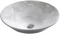 Раковина Kohler Empress Bouquet K-14223-SMC-0