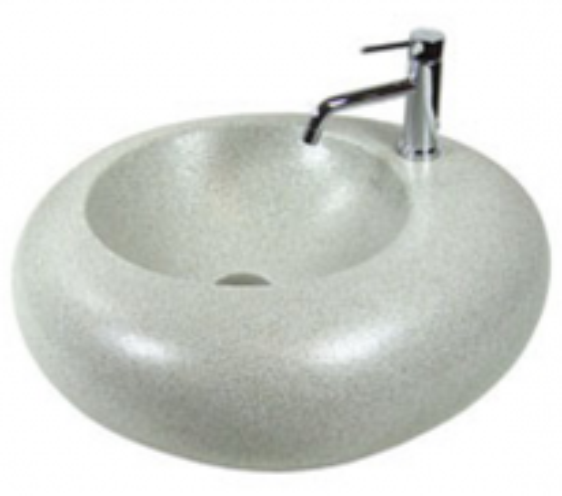 Раковина Villeroy&Boch Pure Stone 5170 61U9, серый камень