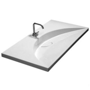 Раковина White Stone Flat WS30101F