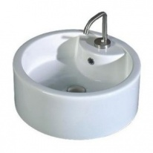 Раковина White Stone Mex-tap арт. WS03401F, Ø 470 мм