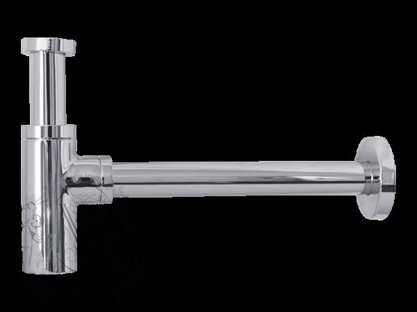 Cифон для раковины Migliore ML.RIC-10.112, хром, Ø32