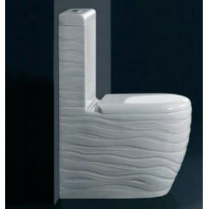 Унитаз Ceramica Ala Wave с бачком и сиденьем Soft Close