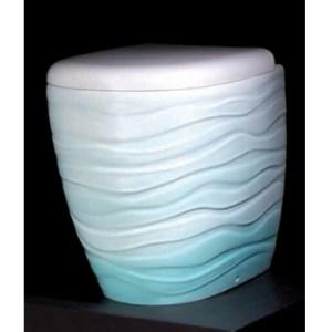 Унитаз Ceramica Ala Wave, арт. WAVWC приставной с сиденьем Soft Close