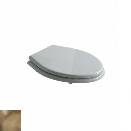 Крышка-сидение Galassia Ethos 8482BR с системой Soft-Close, крепеж бронза