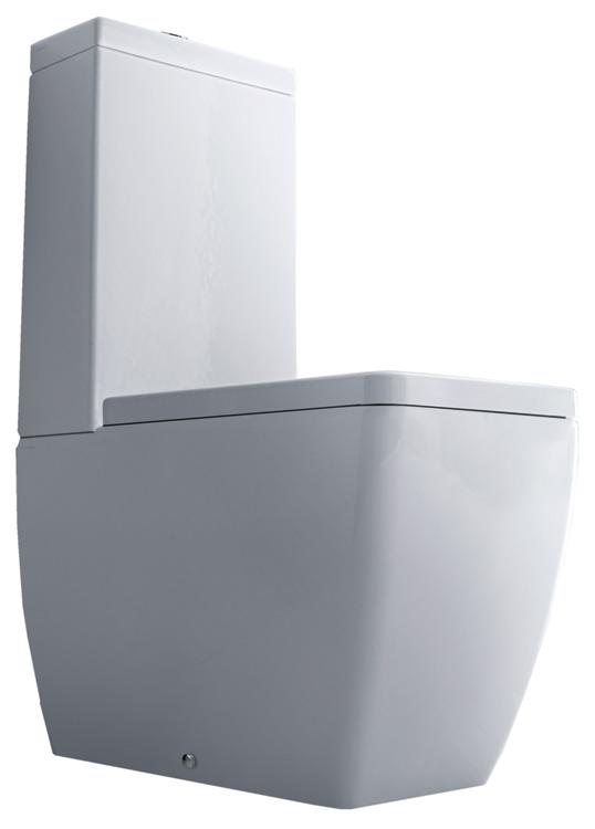 Унитаз-моноблок Kerasan Ego 3217 напольный с бачком 3181