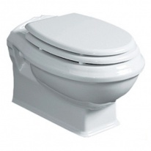Унитаз Simas Arcade AR 841, подвесной + сиденье белое/хром soft-close AR 006