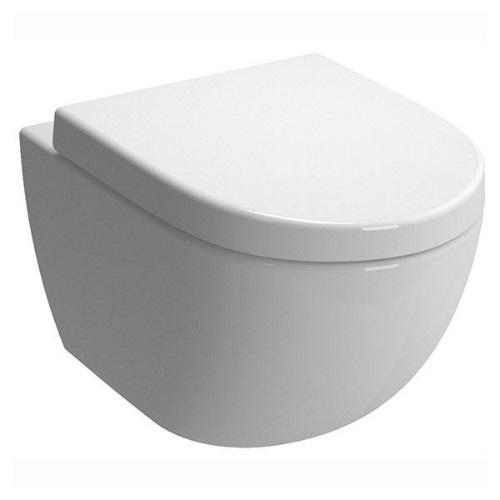 Унитаз Vitra Sento 4448B003-6073 подвесной с крышкой-сиденьем микролифт