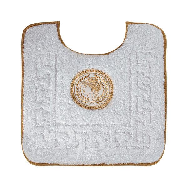 Коврик Migliore ML.COM-50.PWC.BI для ванной комнаты, белый