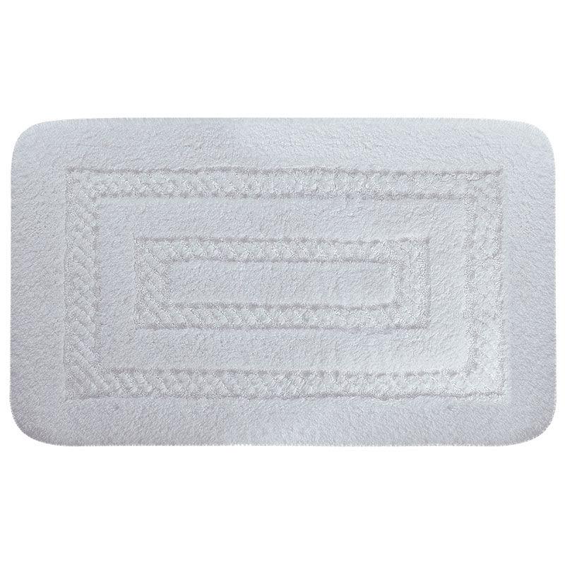 Коврик Migliore Complementi ML.COM-50.100.BI для ванной комнаты, белый