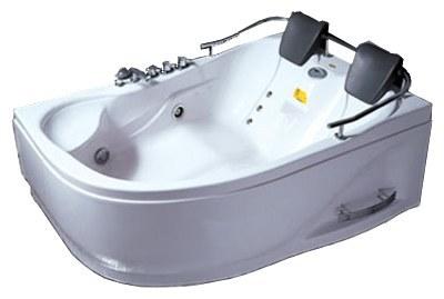 Ванна акриловая Appollo, арт.TS-0919R ll, без гидромассажа правая, 180х125х66 см