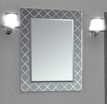 Зеркало Акватон Венеция 75, зеркальная рама