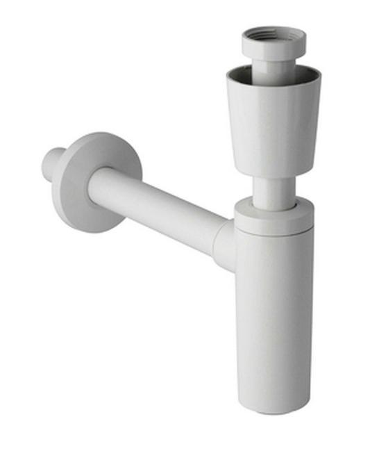 Сифон для раковины Geberit Uniflex 151.034.11.1, белый, Ø32