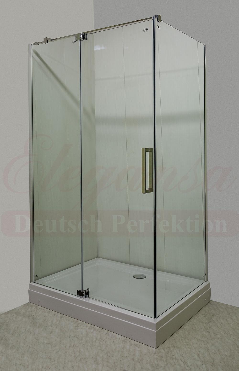 Душевой уголок Elegansa PLATZ TR. 711 90х120х200 см с поддоном