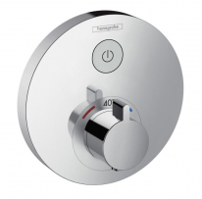 Термостат Hansgrohe ShowerSelect S, для 1 потребителя 15744000