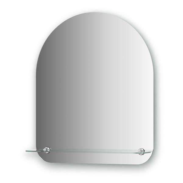 Зеркало с полочкой Evoform OPTIMA, арт. BY 0509, 50*60 см