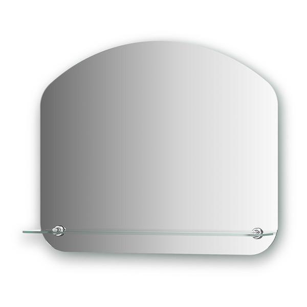 Зеркало с полочкой Evoform OPTIMA, арт. BY 0517, 60*50 см