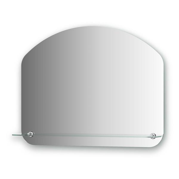 Зеркало с полочкой Evoform OPTIMA, арт. BY 0518, 70*55 см