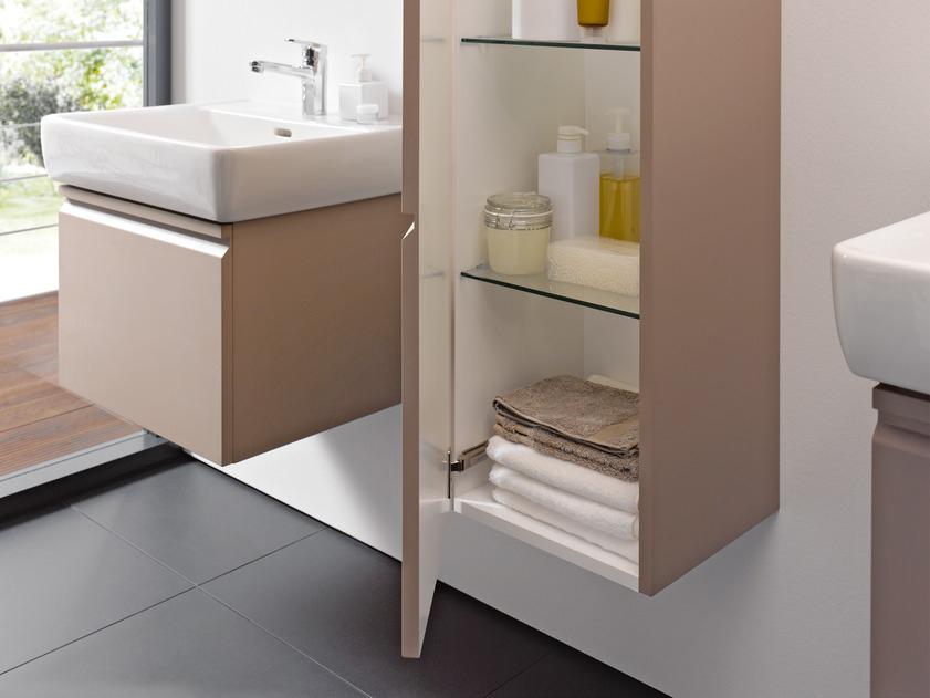 Шкаф-пенал Laufen Pro L 4.8312.1.095.485.R, цвет белый