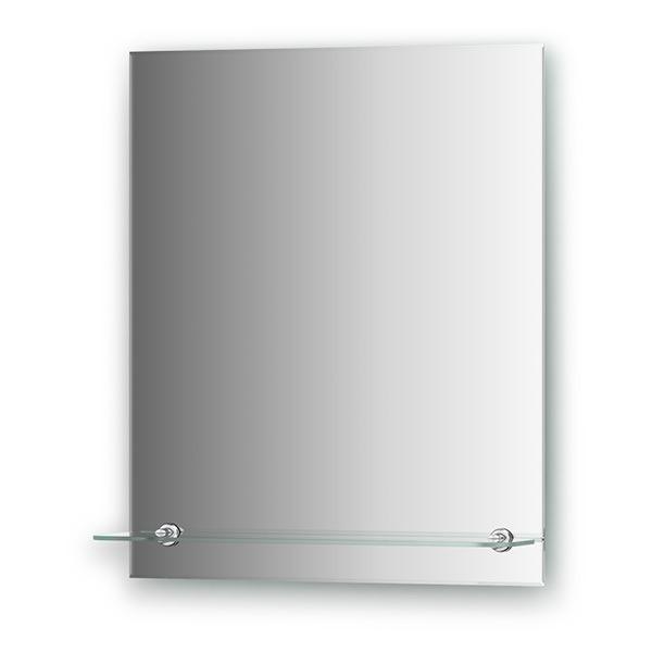 Зеркало с полочкой Evoform ATTRACTIVE, арт. BY 0503, с фацетом 5 мм, 50*60 см