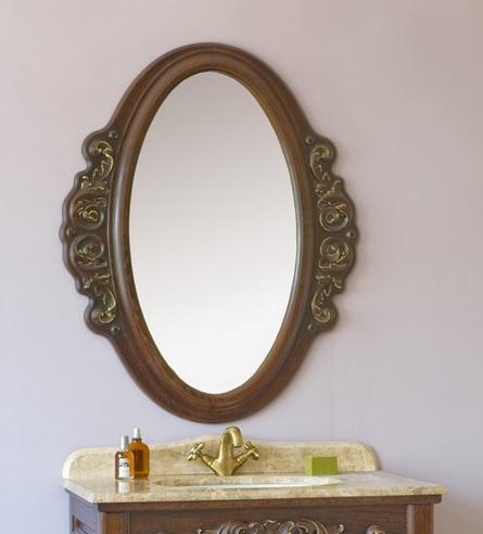 Зеркало Аллигатор VITO 850N/a(D), 85*115 см