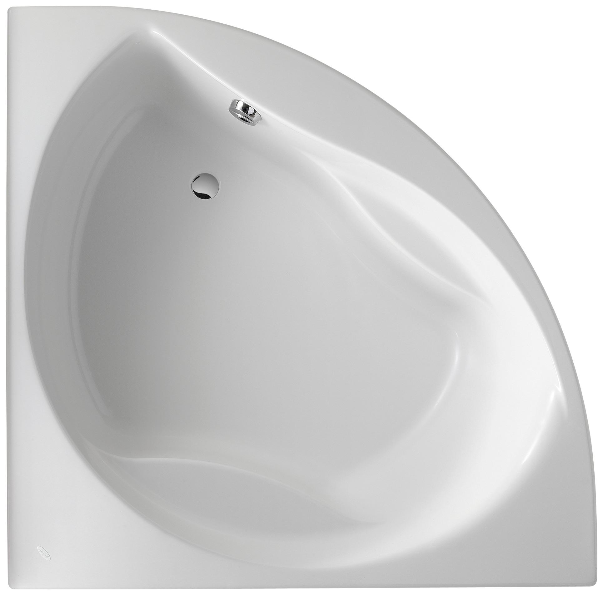 Ванна акриловая Jacob Delafon Presquile E6045-00 угловая