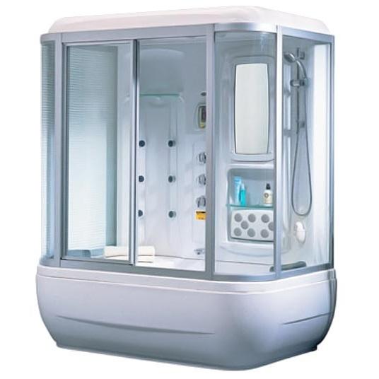Душевая кабина Appollo A-0735 180*110*220 см гидросауна