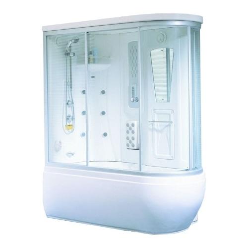 Душевая кабина Appollo A-0737L/R 170*90*220 см гидросауна