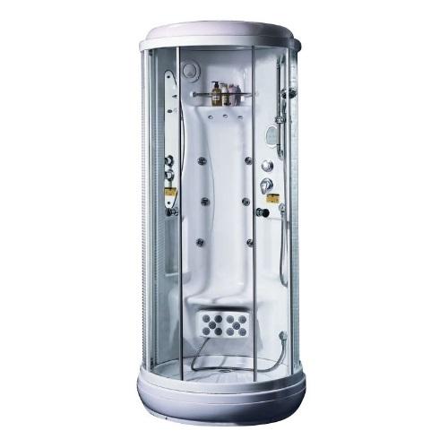 Душевая кабина Appollo A-0841W 90*90*224 см гидросауна