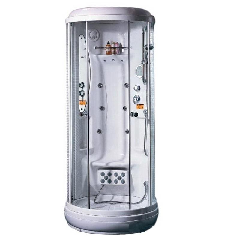 Душевая кабина Appollo TS-0841W 90*90*224 см гидросауна