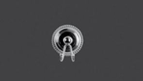 Крючок Cristal-et-Bronze Dauphin 1005