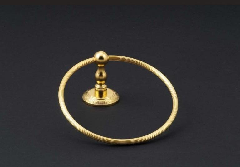 Полотенцедержатель-кольцо Cristal et Bronze Saint-Honore 1740