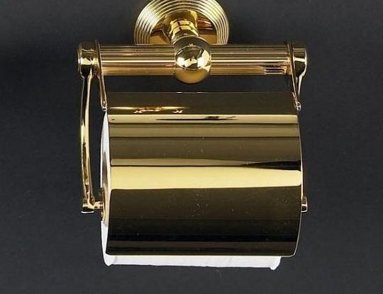 Бумагодержатель Cristal-et-Bronze Cannele 2015