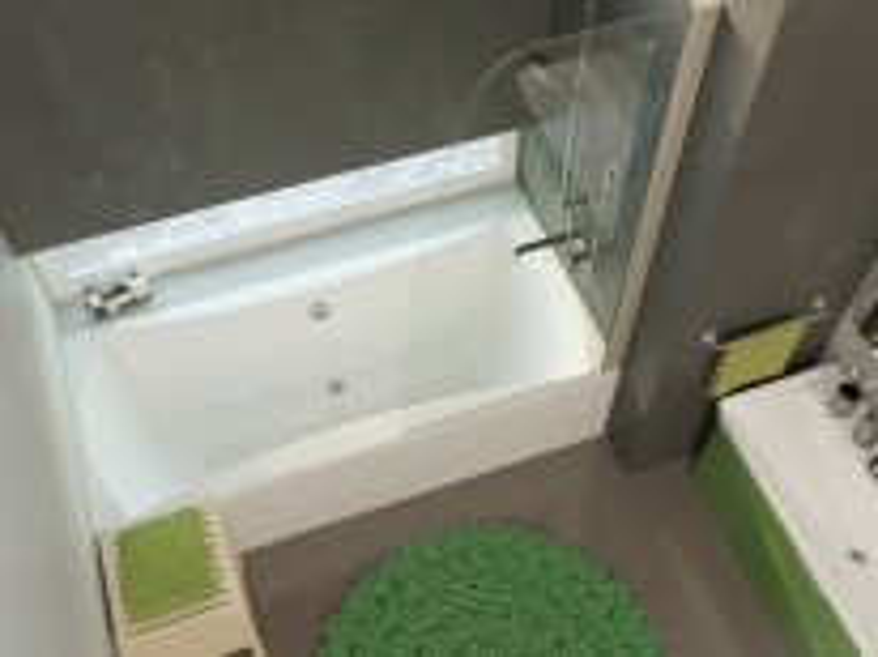 Акриловая ванна ALPEN Luna арт. AVP0038, 200*90 см