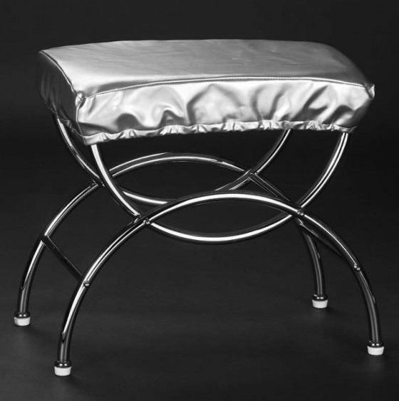 """Прямоугольный табурет """"Х"""" Cristal-et-Bronze Boutique Moderne 30611"""