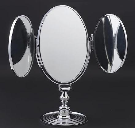 Косметическое зеркало Cristal-et-Bronze 40950 на подставке