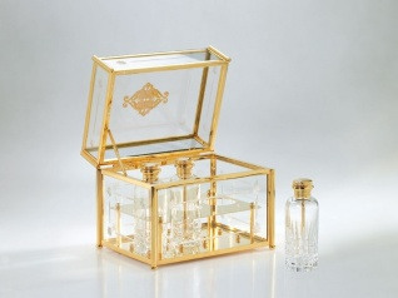 Сундучок для парфюма Cristal-et-Bronze Boutique Prestige Caves 70405