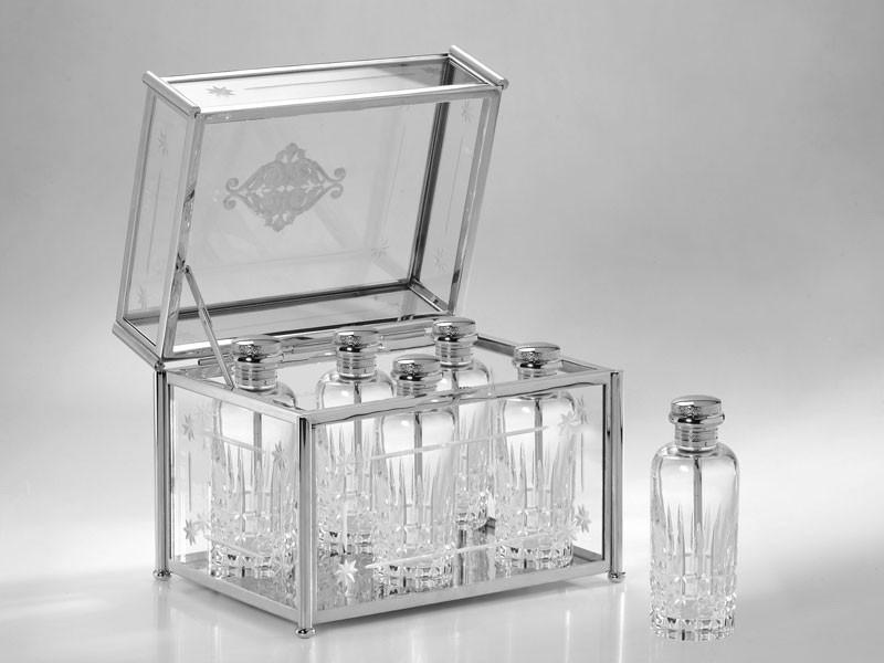 Сундучок для парфюма Cristal-et-Bronze Boutique Prestige Caves 70404