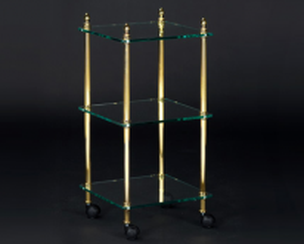 Этажерка Cristal-et-Bronze Boutique 30902
