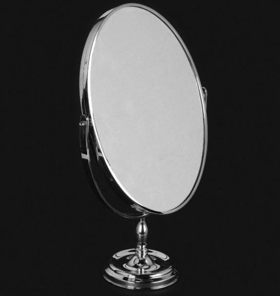 Косметическое поворотное зеркало Cristal-et-Bronze 40850 на подставке