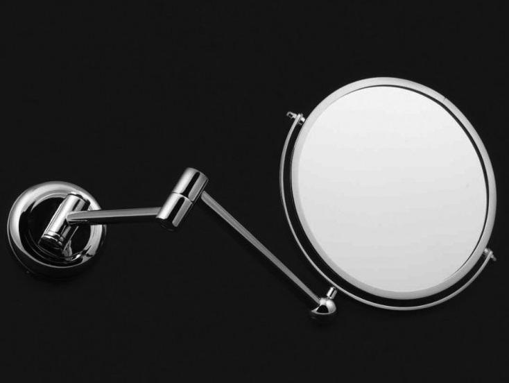 Круглое косметическое зеркало Cristal-et-Bronze Boutique 41005