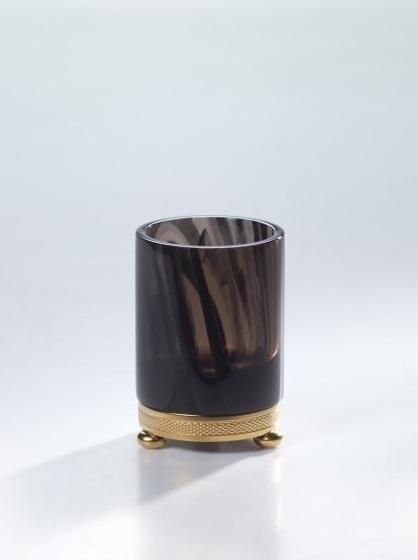 Стакан Cristal-et-Bronze Obsidienne 36453