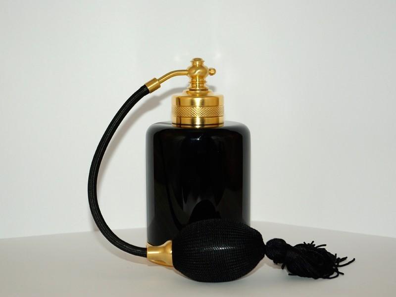 Распылитель парфюма Cristal-et-Bronze Obsidienne 36506, золото