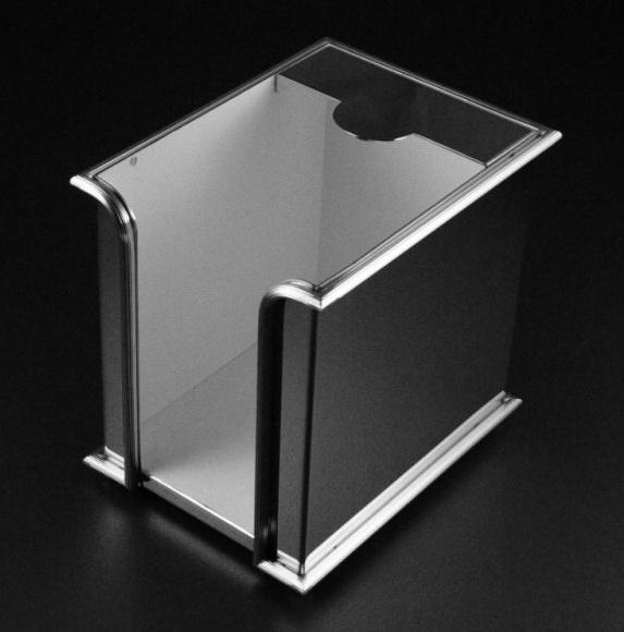 Гостевая салфетница Cristal-et-Bronze Boutique 30100