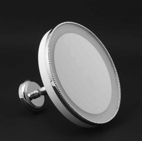 Круглое косметическое зеркало Cristal-et-Bronze Boutique 41003