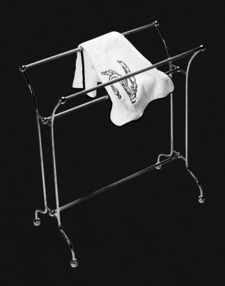 Напольный полотенцедержатель Cristal-et-Bronze Boutique 30555