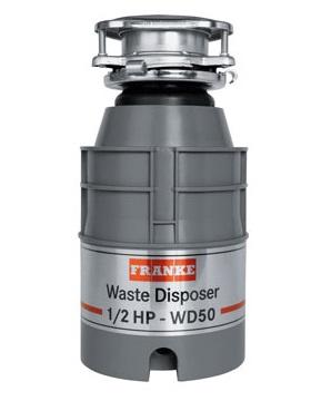 Измельчитель пищевых отходов Franke WD 50 134.0253.918